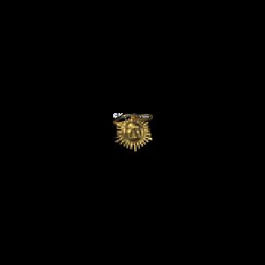 Diablo 2 Atma's Scarab look (icon)