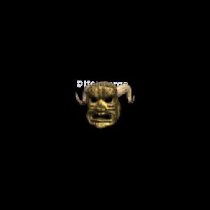 Diablo 2 Andariel's Visage look (icon)