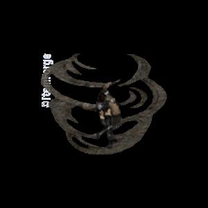 Diablo 2 Assa Whirlwind look (aura)