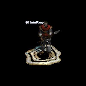 Diablo 2 Merc A2 Pride look (aura)