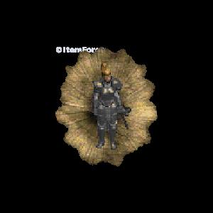 Diablo 2 M'avina's Battle Hymn look (aura)