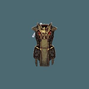 Diablo 3 Breastplate of Akkhan look (icon)