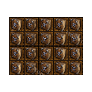 Diablo 3 Blacksmith Plans look (icon)