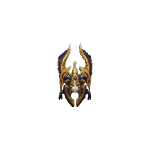 Diablo 3 Carnevil look (icon)