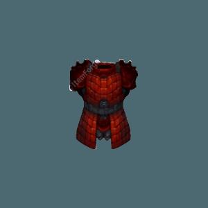 Diablo 3 Cindercoat look (icon)