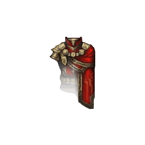 Diablo 3 The Cloak of the Garwulf look (icon)