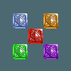 Diablo 3 Flawless Royal Gem look (icon)