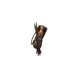 Diablo 3 Dead Man's Legacy look (icon)