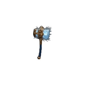 Diablo 3 The Gavel of Judgment look (icon)