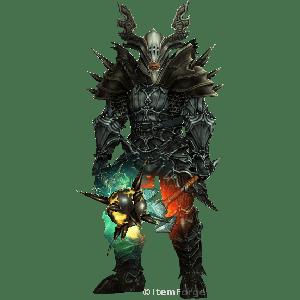 Diablo 3 HotA IK Barbarian look (gear)