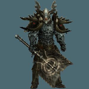 Diablo 3 Furious Charge IK Barbarian look (gear)