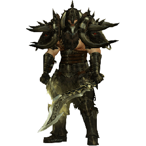 Diablo 3 HotA Raekor Barbarian look (gear)