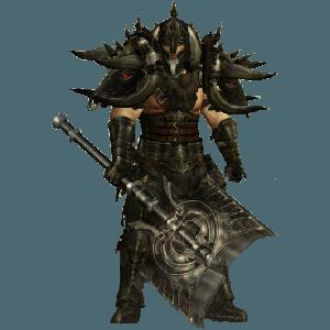 Diablo 3 Furious Charge Raekor Barbarian look (gear)