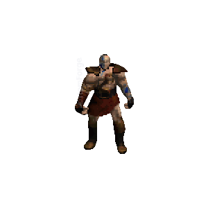 Diablo 2 Barb Support (economic BO) look (gear)