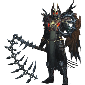 Diablo 3 Bombardment Crusader look (gear)