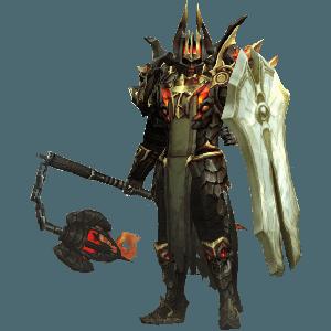 Diablo 3 Lazy Shotgun Crusader look (gear)
