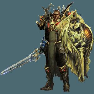 Diablo 3 Condemn DB Farming Crusader look (gear)