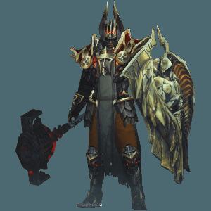 Diablo 3 Condemn Crusader look (gear)