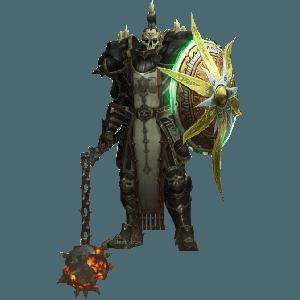 Diablo 3 Hammerdin Crusader look (gear)