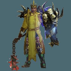 Diablo 3 LoN Bombardment Crusader look (gear)