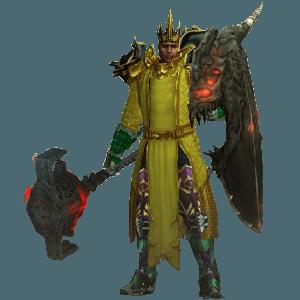 Diablo 3 Phalanx Bowmen Crusader look (gear)