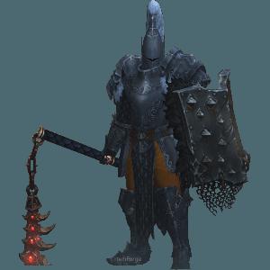 Diablo 3 Roland Sweep Attack Crusader look (gear)
