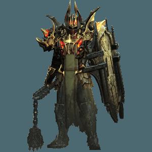 Diablo 3 Support Crusader look (gear)