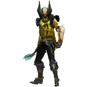 Diablo 3 Fan of Knives Demon Hunter look (gear)