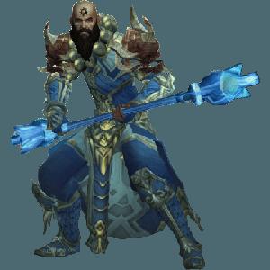 Diablo 3 Inna Exploding Palm Monk look (gear)