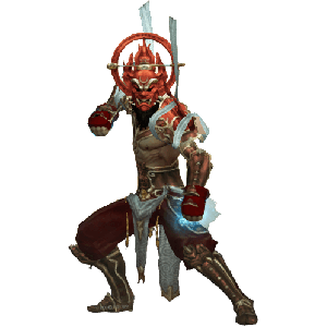 Diablo 3 Shenlong Generator Monk look (gear)