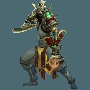 Diablo 3 Sunwuko LTK Monk look (gear)