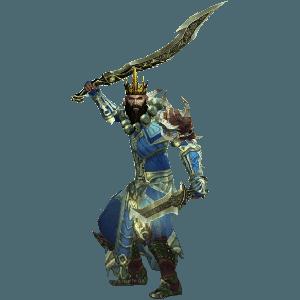 Diablo 3 Support Inna Monk look (gear)