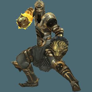 Diablo 3 Uliana Exploding Palm Monk look (gear)