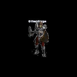 Diablo 2 Necro Bone look (gear)