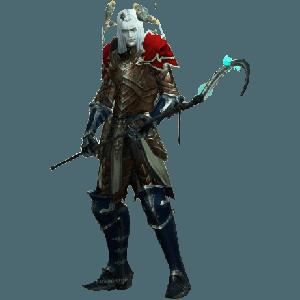 Diablo 3 Sage's Corpse Necromancer look (gear)