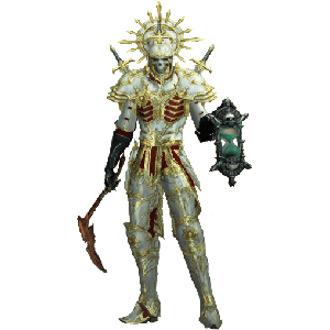 Diablo 3 SpeedSplosion Necromancer look (gear)