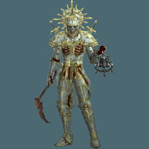 Diablo 3 Command Skeletons Necromancer look (gear)