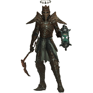 Diablo 3 Pestilence Necromancer look (gear)