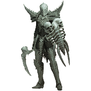 Diablo 3 Rathma Skeletal Mages Necromancer look (gear)