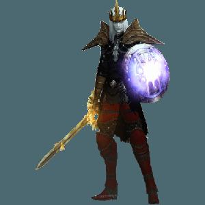 Diablo 3 Support Pestilence Necromancer look (gear)