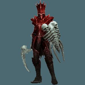 Diablo 3 Trag'Oul Skeletal Mages Necromancer look (gear)
