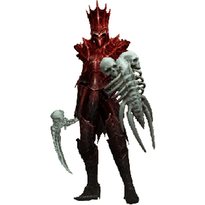 Diablo 3 Trag'Oul Blood Mages Necromancer look (gear)