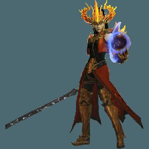 Diablo 3 Firebird's SF Wizard look (gear)