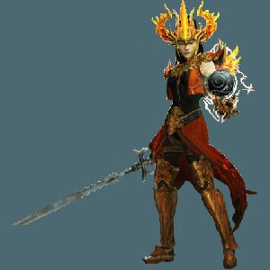 Diablo 3 Starbird Wizard look (gear)