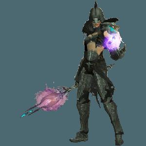 Diablo 3 DMO Wizard look (gear)