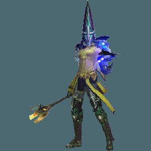 Diablo 3 Support Wizard look (gear)