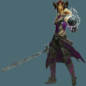 Diablo 3 Tal Rasha's Meteor Wizard look (gear)