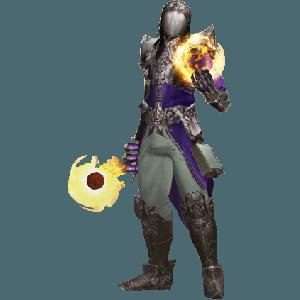 Diablo 3 Vyr Archon Wizard look (gear)