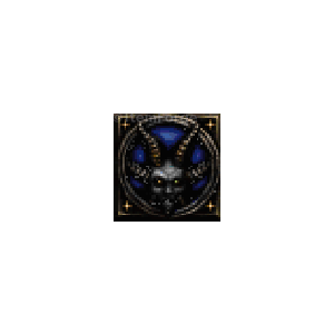Diablo 2 Grush look (icon)