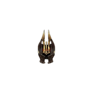 Diablo 3 Helm of Akkhan look (icon)